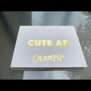 Colourpop Yes,please eyeshadow palette